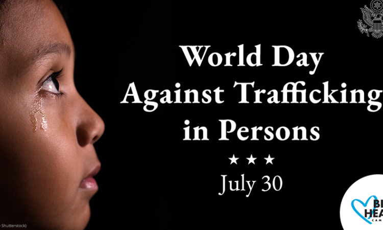 7/30 World Day Against Trafficking in Persons (GPA)