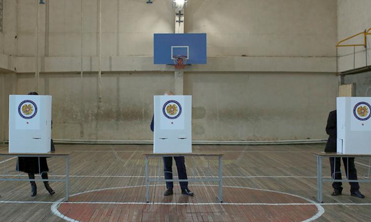 Armenian Elections