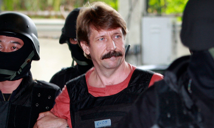 Viktor Bout Arms Dealer