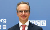 Head of the OSCE Mission to Moldova, Claus Neukirch