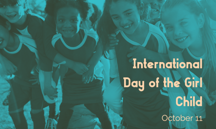 On October 11, the United States, together with the international community, commemorated the International Day of the Girl.