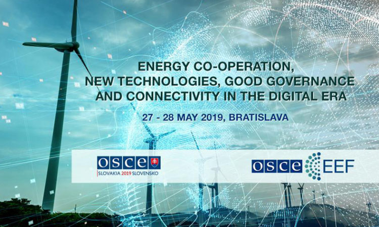 2nd Preparatory Meeting of the 26th OSCE Economic and Environmental Forum, Bratislava, Slovakia, May 27, 2019 (OSCE)
