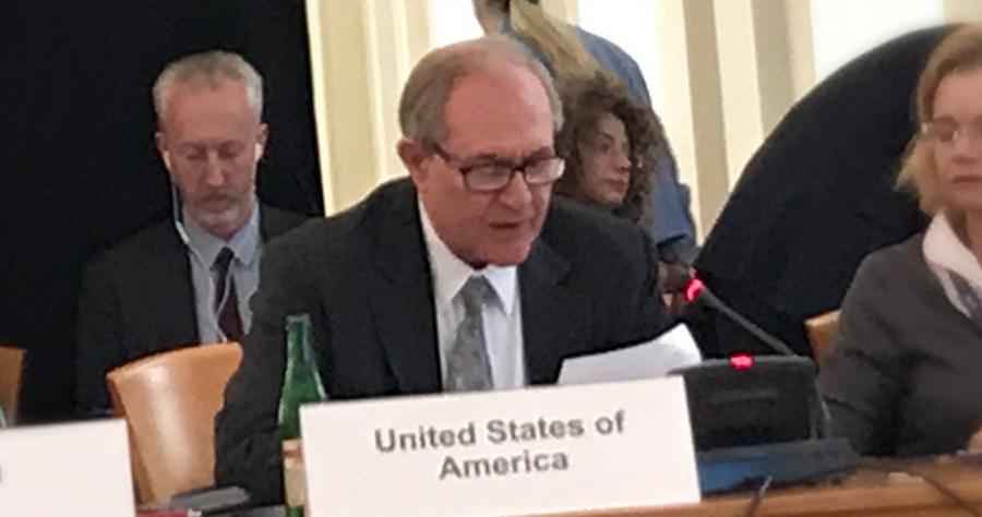 Ambassador Gilmore