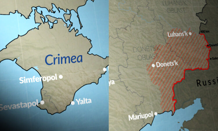 Crimea and Donbas