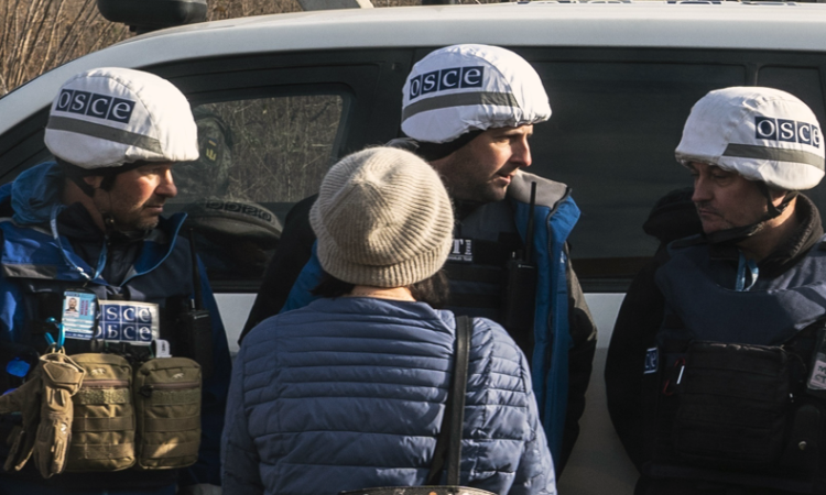 OSCE monitors Nov 2 2019