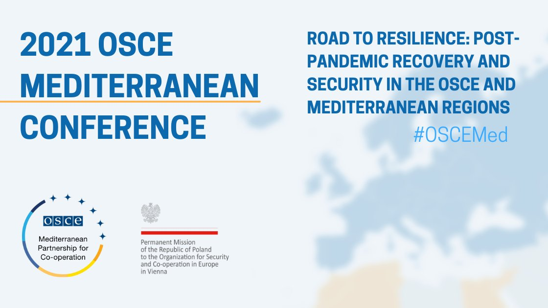 OSCE Mediterranean Partners Conference