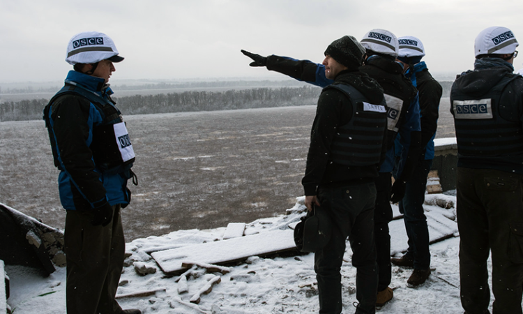 OSCE SMM Photo