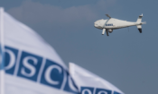 OSCE UAV in flight