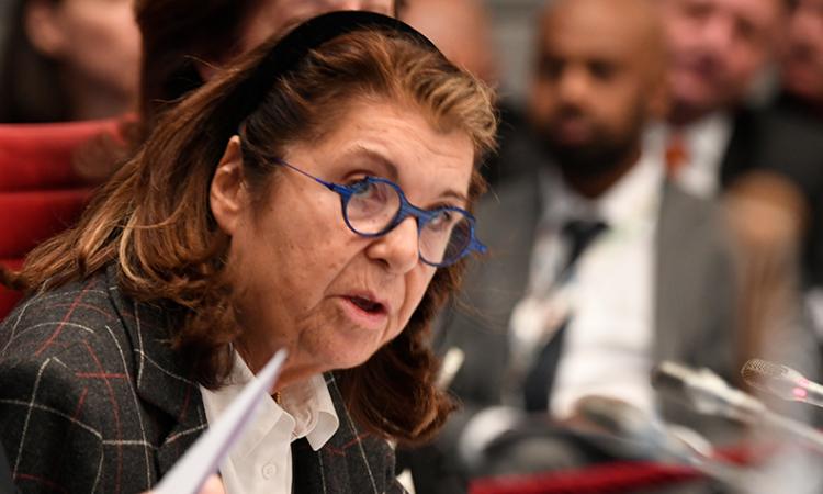 Italian CiO Special Representative on Combating Corruption Severino