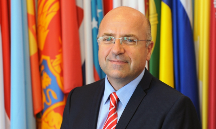 Amb. Pesko Director of the CPC