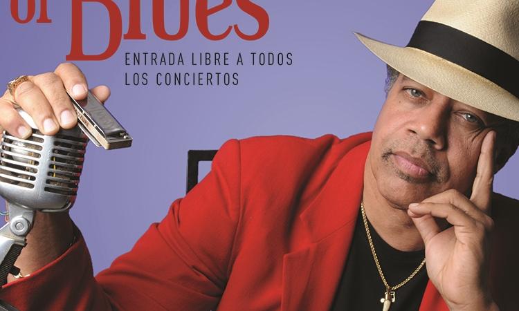 Billy Branch y The Sons of Blues en Ecuador