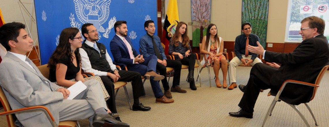 Young Leaders of the Americas Initiative