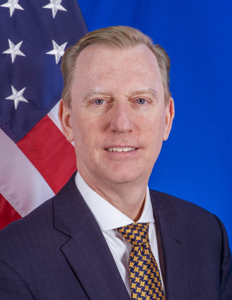 Photo of Ambassador Michael J. Fitzpatrick