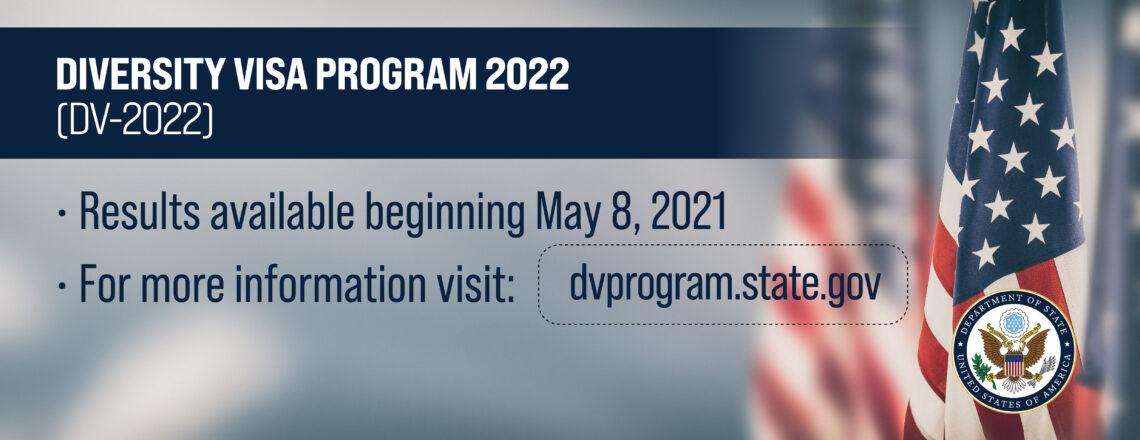 Diversity Visa Program 2022