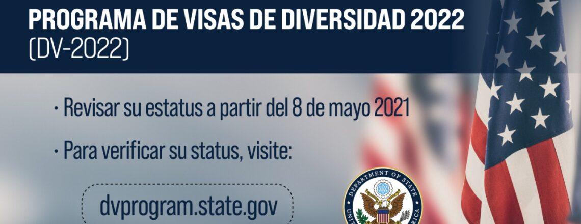 Programa de Visas de Diversidad 2022