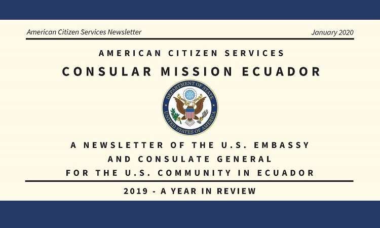 ACS Newsletter intro