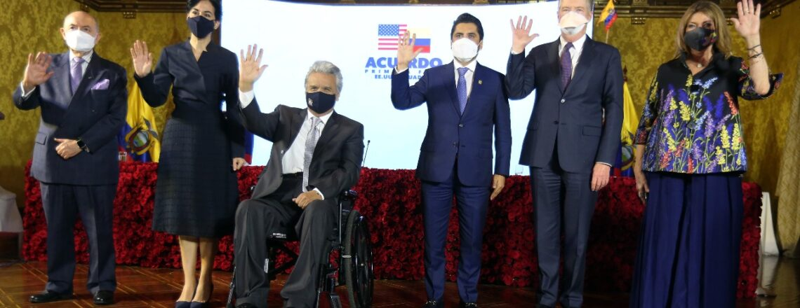 United States and Ecuador update Trade and Investment Council Agreement with New Protocol