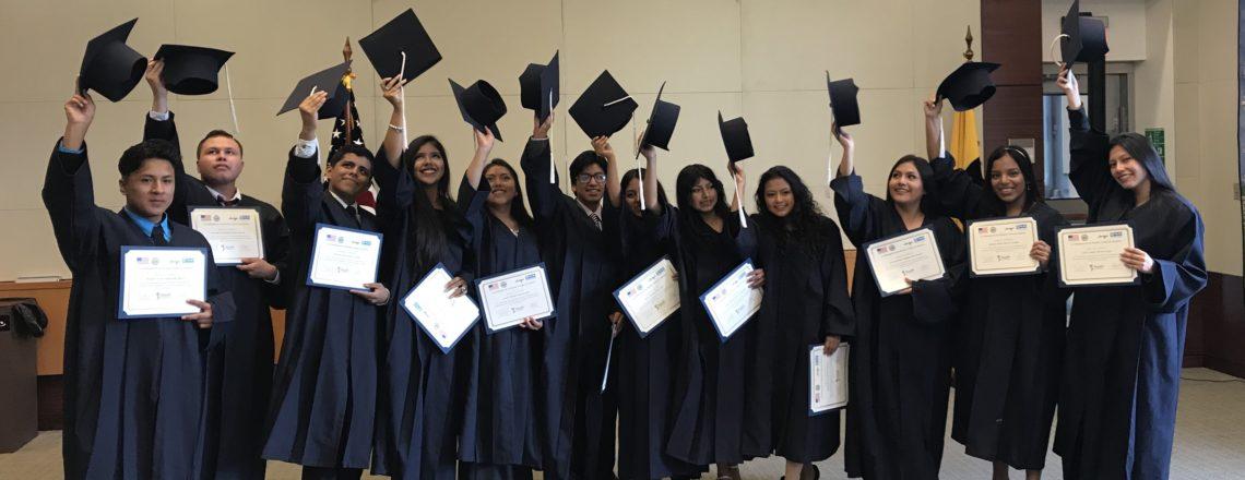Programa anual Jóvenes Embajadores