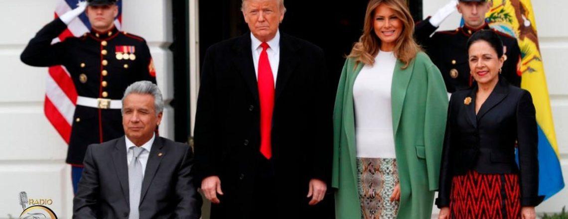 Declaraciones del Presidente Donald Trump y del Presidente Lenin Moreno
