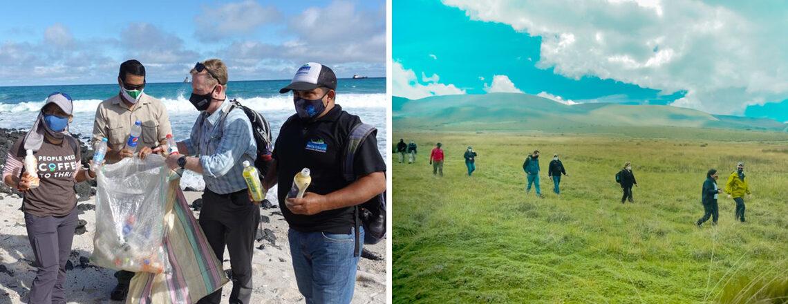 Dia de la Tierra:  Estados Unidos colabora con Ecuador y el Mundo