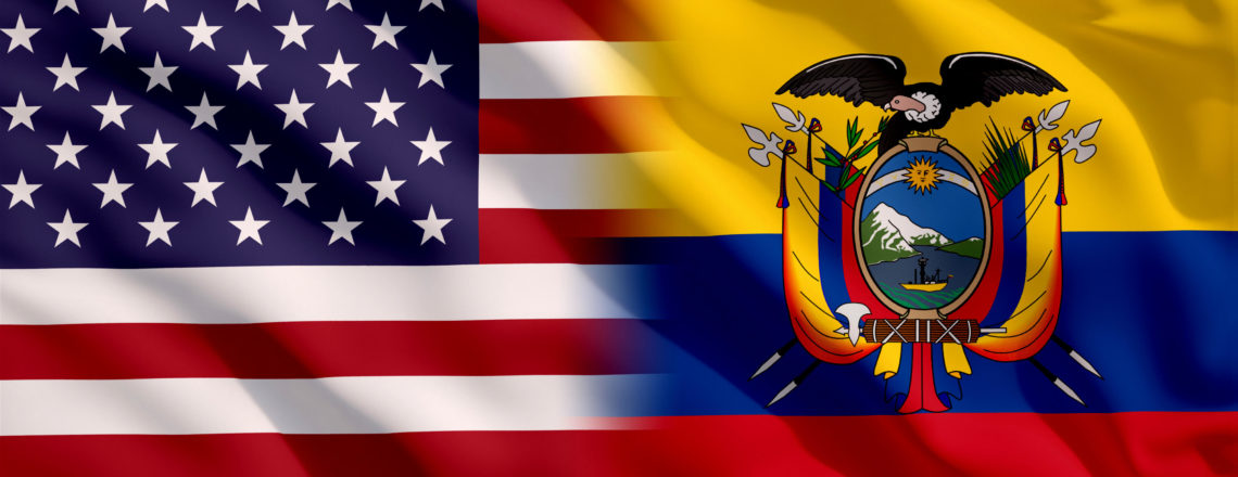 U.S.-Ecuador Trade and Investment Council Will Meet December 4-5