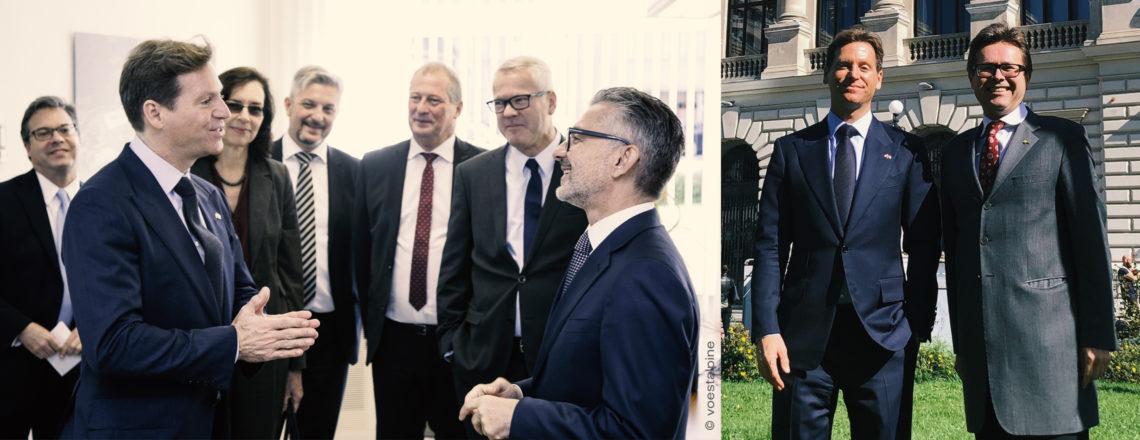 Ambassador Traina visits Styria