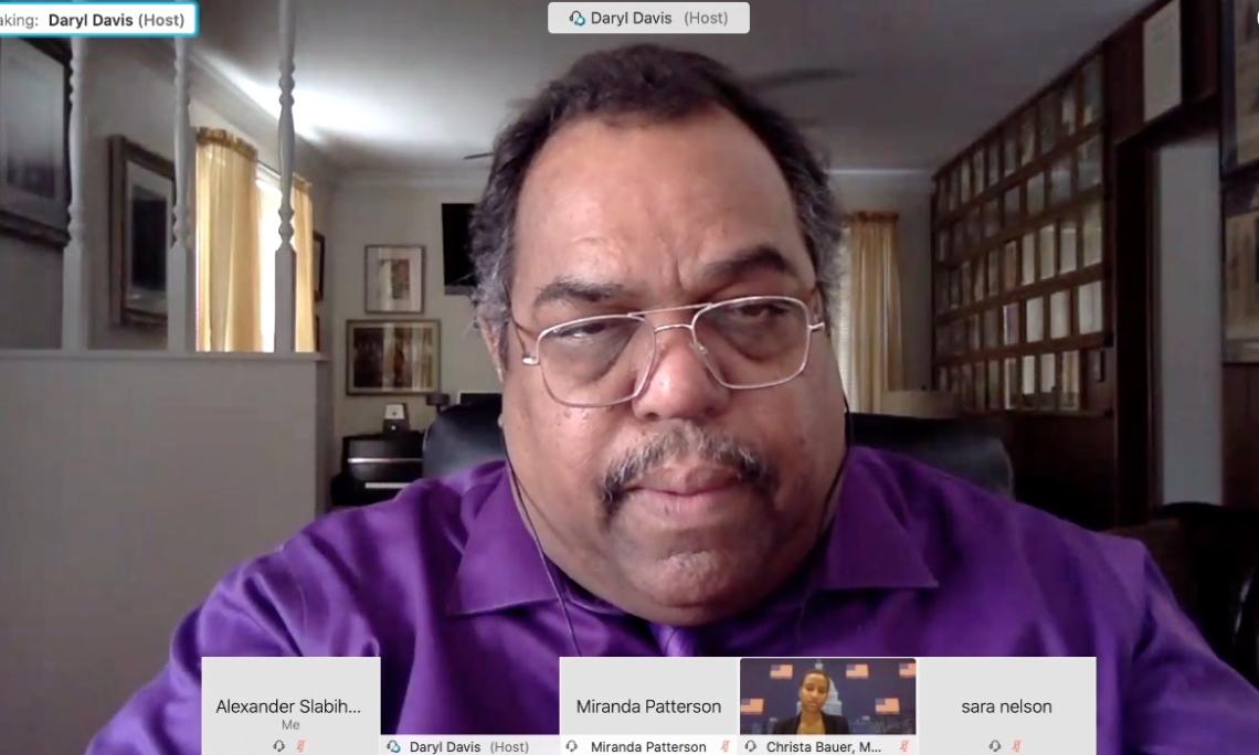 Virtual Live Talk