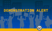 Demonstration-Alert