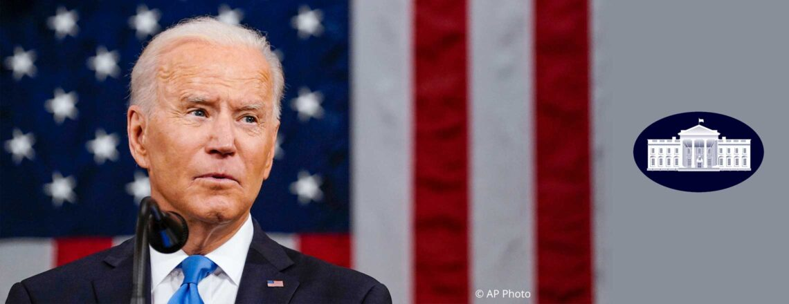 Remarks by President Biden on the first 100 days
