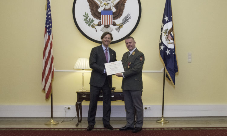 U.S. Army, Bundesheer, transatlantic relations, military cooperations