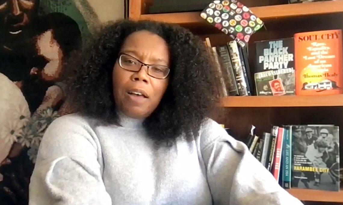 Black History Month speaker