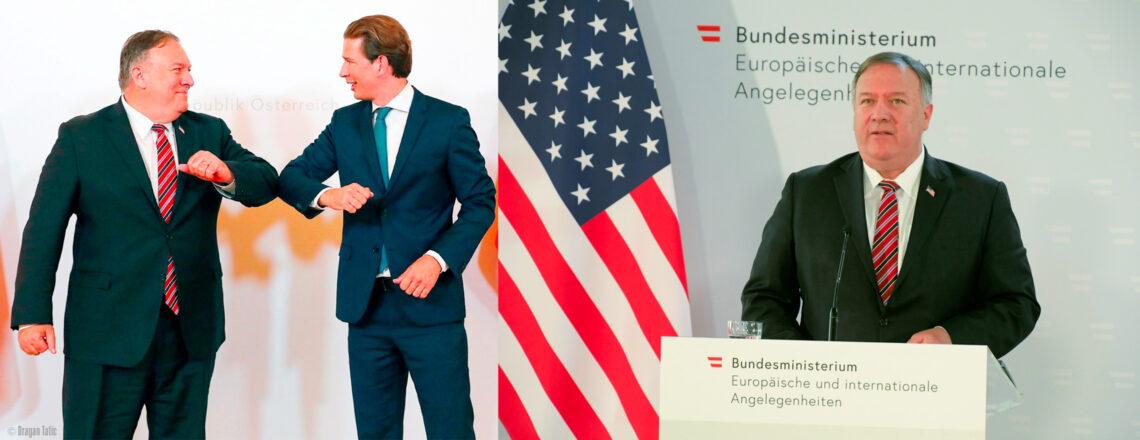 Visit of Secretary Pompeo to Austria