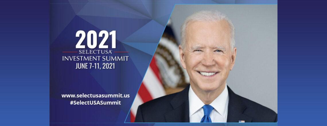 Hauptredner: Präsident Biden