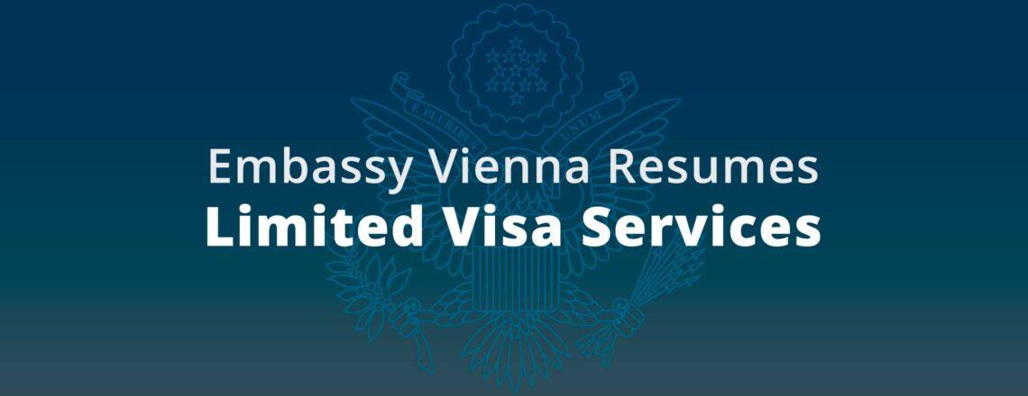 Limited Visa Services