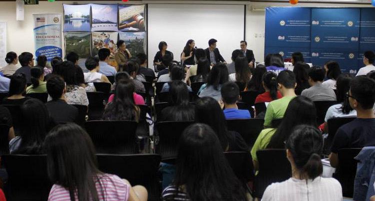 Du học sinh Việt Nam chia sẻ kinh nghiệm về môi trường học thuật bậc đại học ở Mỹ