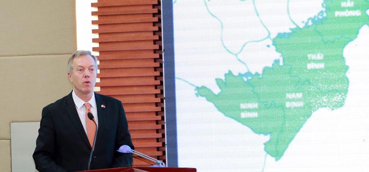 Hội thảo do Hoa Kỳ tài trợ giúp đẩy mạnh phối hợp hành động khí hậu tại vùng đồng bằng sông Hồng