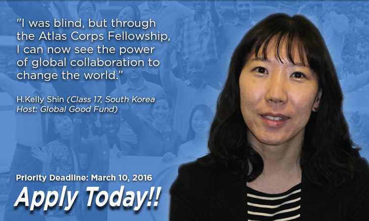 Atlas Corps Seeks Emerging Global Leaders