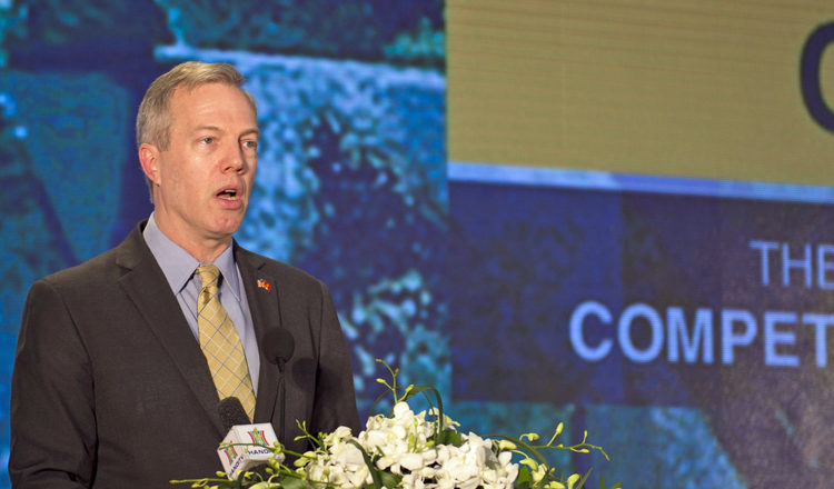 Ambassador Osius's Remarks at the Launching Ceremony of Vietnam's 2015 PCI