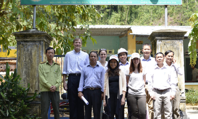 United States Announces Project to Protect Forests, Biodiversity, and Communities in Central Vietnam.