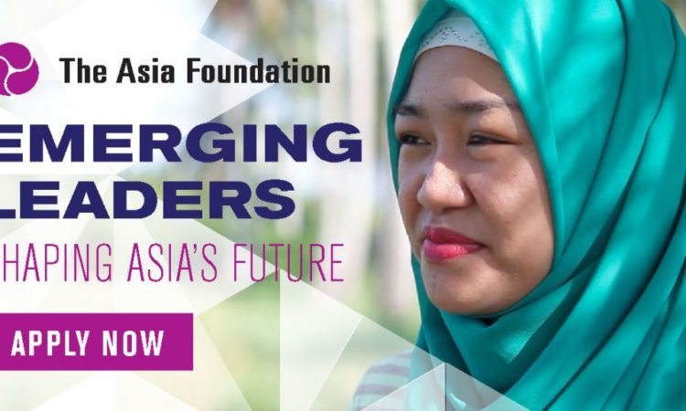 2017 Asia Foundation Development Fellows Program Call for Applicants