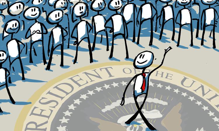Khi tổng thống thay đổi, vẫn còn những người ở lại