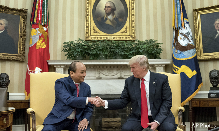 Tuyên bố chung giữa Hợp chúng quốc Hoa Kỳ và Việt Nam - 2017