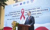 United States and Vietnam Celebrate First Patients Receiving Antiretrovirals Covered by Social Health Insurance