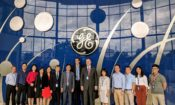 GE welcomes Ambassador Kritenbrink to their factory in Haiphong.