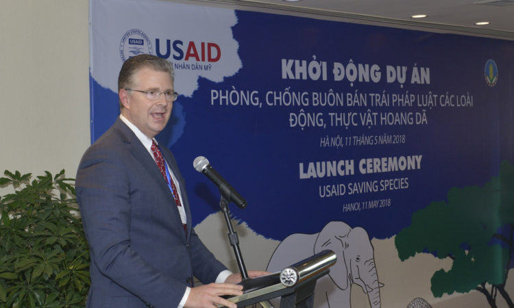 The United States Helps Vietnam Combat Wildlife Crime