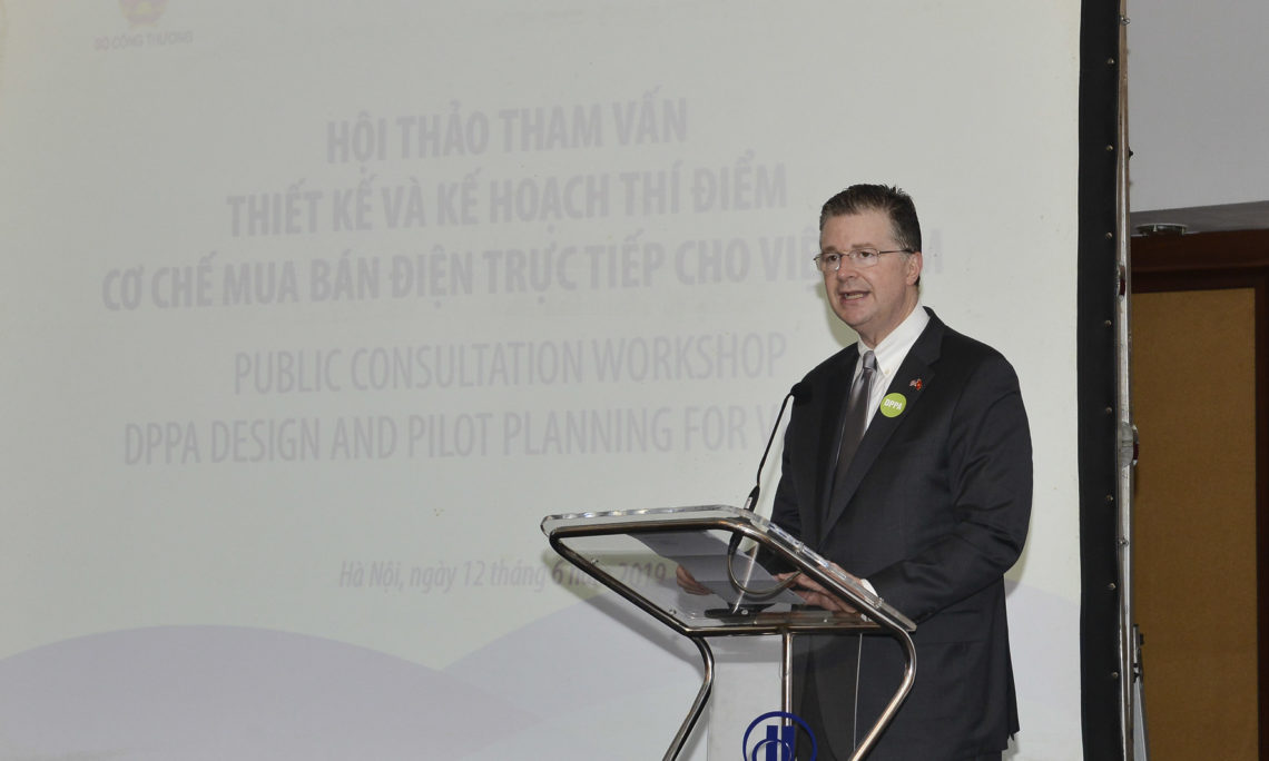 Vietnam Releases Direct Power Purchase Agreement Policy Proposal for Public Consultation