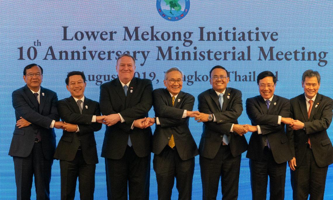Ngoại trưởng Pompeo Phát biểu khai mạc tại Hội nghị Bộ trưởng Sáng kiến Hạ nguồn Mekong