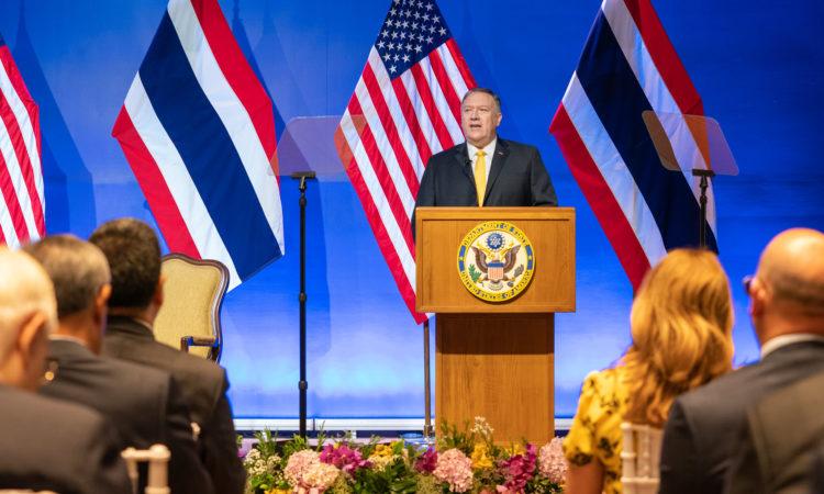 Phát biểu của Ngoại trưởng Michael R. Pompeo về vai trò của Hoa Kỳ tại Châu Á: Hợp tác kinh tế lâu dài