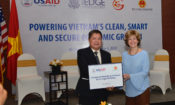 The United States Partners with Vietnam to Build Urban Energy Security