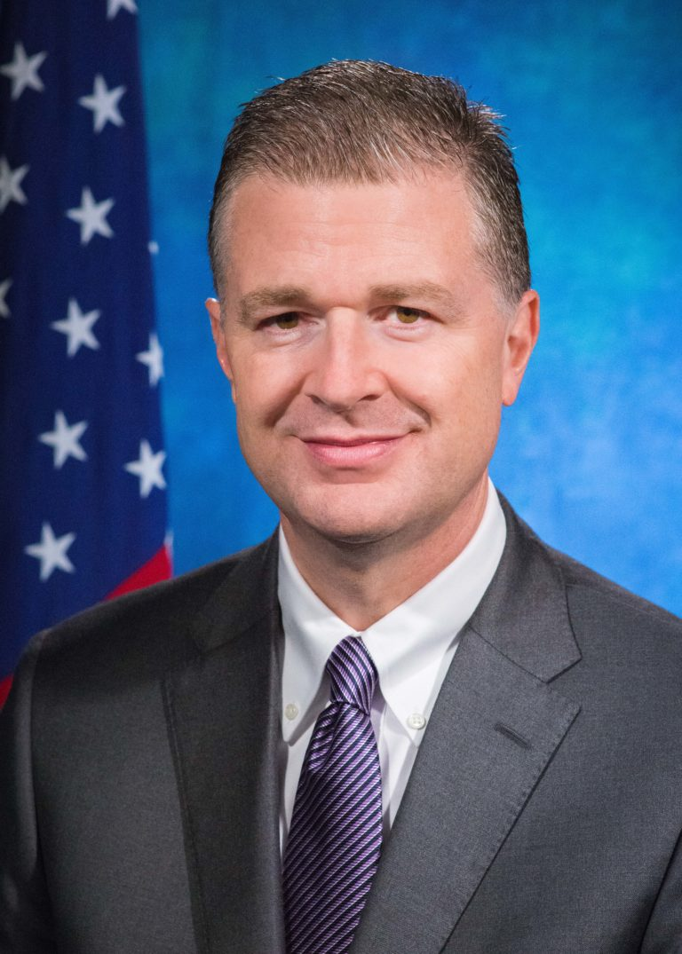 Photo of Ambassador Dan Kritenbrink